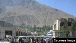 Tajikistan -- Clashes in Khorugh, 21 May 2014