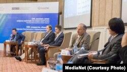Форум InternetCA-2018 в Алматы. Архивное фото.