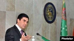 Turkmenistan's Gurbanguly Berdymukhammedov issues such decrees several times a year.