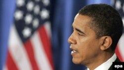 Раисиҷумҳури мунтахаби Амрико Барак Обама