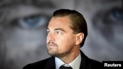 """Aktori kryesor në filmin """"The Revenant"""", Leonardo DiCaprio"""