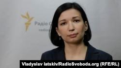 Ольга Айвазовська, архівне фото