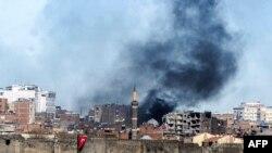 محله سور شهر دیاربکر از دو ماه قبل تحت مقررات ۲۴ ساعته حکومت نظامی قرار دارد