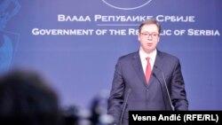 Ubeđen sam da ćemo diplomatskim sredstvima očuvati mir i stabilnost: Aleksandar Vučić