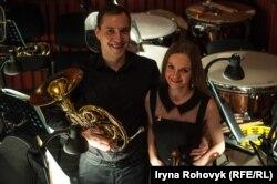 У театр Сергій і Наталя потрапили випадково. За кордон вони узагалі поїхали вперше – у Словаччину