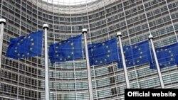 Бельгия - здание Европейской комиссии в Брюсселе.