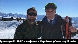 Юрій Вітренко (праворуч). Архівне фото