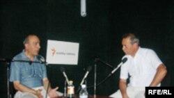 Arif Əliyevin Rasim Musabəyovla söhbəti, 30 avqust 2006