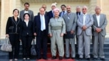بارزاني يتوسط معارضون كرد من سوريا