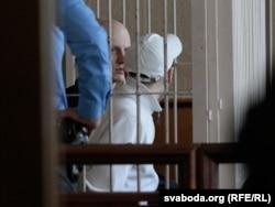 Суд над Ігарам Аліневічам, 2011 год
