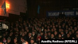 «Təbriz» kinoteatrında tədbir