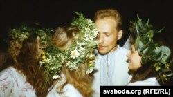 Сяржук Вітушка. Купальле. Другая палова 1980-х
