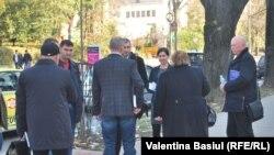 Grupul de oameni de afaceri şi fermieri din R. Moldova la Iaşi