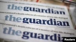 Британська газета Guardian оприлюднила нові дані, отримані від Едварда Сноудена