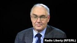 Russia - Director of Levada-center Lev Gudkov, November 19, 2013.