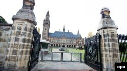 The seat of the Permanent Court of Arbitration at the Vredespaleis (Peace Palace) in The Hague (file photo)
