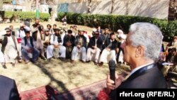 د پاکستان د سرحدي چارو وزیر عبدالقادر بلوڅ