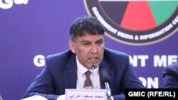 د کورنیو چارو سرپرست وزیر مسعود اندرابي