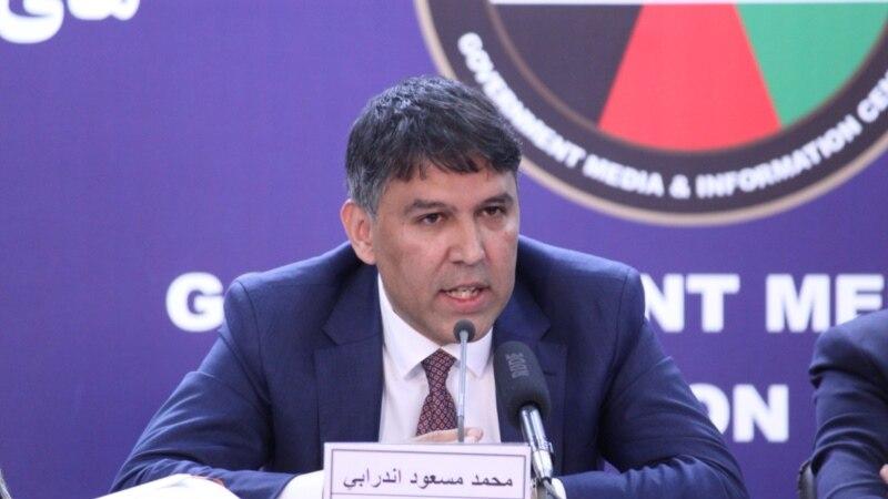 اندرابي: افغان ځواکونو په ځینو سیمو کې د طالبانو پراخې حملې په شاتمبولي