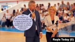 Roșia Today, despre Florentin Pandele președinte.