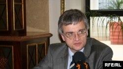 Специальный представитель Евросоюза на Южном Кавказе Питер Семнеби (архив)