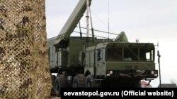 تجهیزات رادار سیستم «اس-۴۰۰»