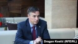 Raportuesi i Parlamentit Evropian për Serbinë, David McAllister.