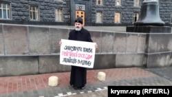 Климент призупинив голодування в очікуванні постанови уряду