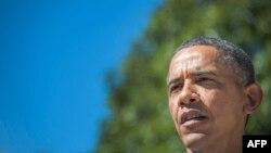 Барак Обама, претседател на САД.