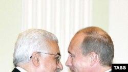 Аббас ждет встречи с Путиным, чтобы рассказать о конфликте внутри Палестинской автономии