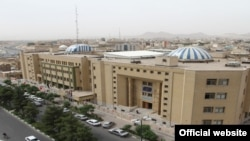 Al-Mostafa Seminary in Qom, training thousands of foreign students of Shi'ism. It serves as a tool for spreading the influence of the Islamic Republich well beyond its borders.