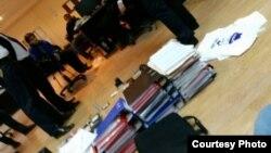 AzadliqRadiosunun redaksiyası polis tapdağı altında