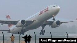 İsveçrə, Airbus A330-300, 21 yanvar 2016