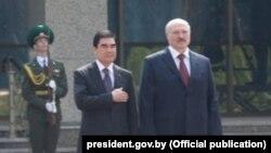 Türkmenistan we Belarus çözülmedik dawasyna garamazdan, täze proýektlere ýol açýarlar
