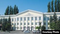 Дагестанский госуниверситет