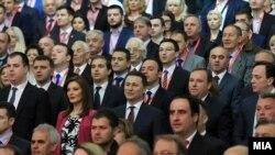 Архивска фотографија ВМРО-ДПМНЕ го одржува 15. Конгрес на партијата во Куманово.