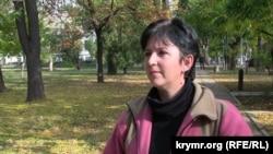 Qırımnıñ Qurman rayonından Lilâ Seitova