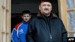 Рамзан и Ахмат Кадыровы