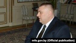 Новы амбасадар Беларусі ў ЗША Алег Краўчанка