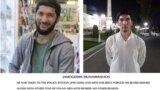 Пользователь Жамолиддин Мухаммаджон, выложивший в Facebook'е фотографии до и после рейда милиции.