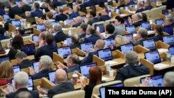 د روس پارلمان