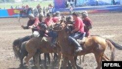 Кыргызстанда айыл жеринде ат оюндарын өнүктүрүүгө шарт бар