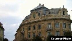 Clădirea vechii Bănci Agricole la Sibiu