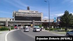 Sarajevo, zgrada BHRT