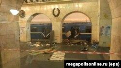 Теракт в метро Петербурга, 3 апреля