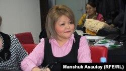 Айман Умарова