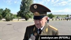 Глава Генштаба ВС Армении Артак Давтян, 28 мая 2019 г.