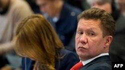 "Глава ""Газпрома"" Алексей Миллер."