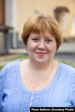 Татьяна Пасман