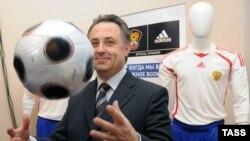 Министр спорта, туризма и молодёжной политики РФ Виталий Мутко
